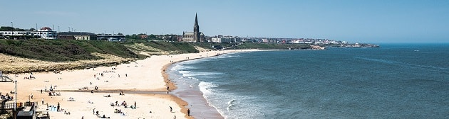 Tynemouth Longsands South