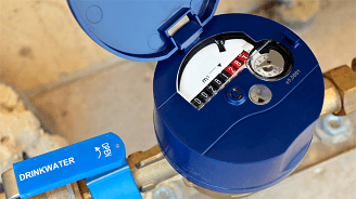 Can I remove, or move, the water meter from my home?