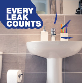 Every Leak Counts